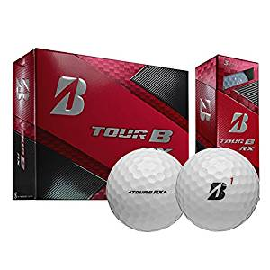 bridgestone tour B RX B stamp tour golf balls