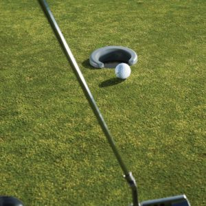 golf putting training aid, golf putting trainer