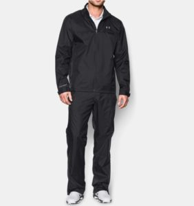 under armour golf rain suit, best golf rain gear