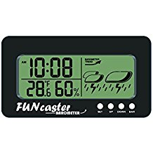 funcaster golf weather forecast gadget, golf weather gear