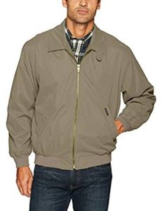 weatherproof water resistant golf jacket, stylish golf rain gear