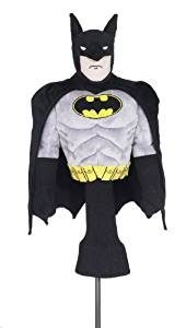 batman golf driver headcover, batman golf head cover, superhero golf headcovers