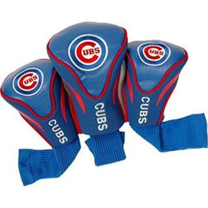 mlb team golf headcovers, baseball team golf head covers, mlb golf club headcovers