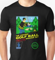 happy gilmore golf ball whacker guy shirt, funny golf t shirt